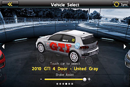 GTI iphone app
